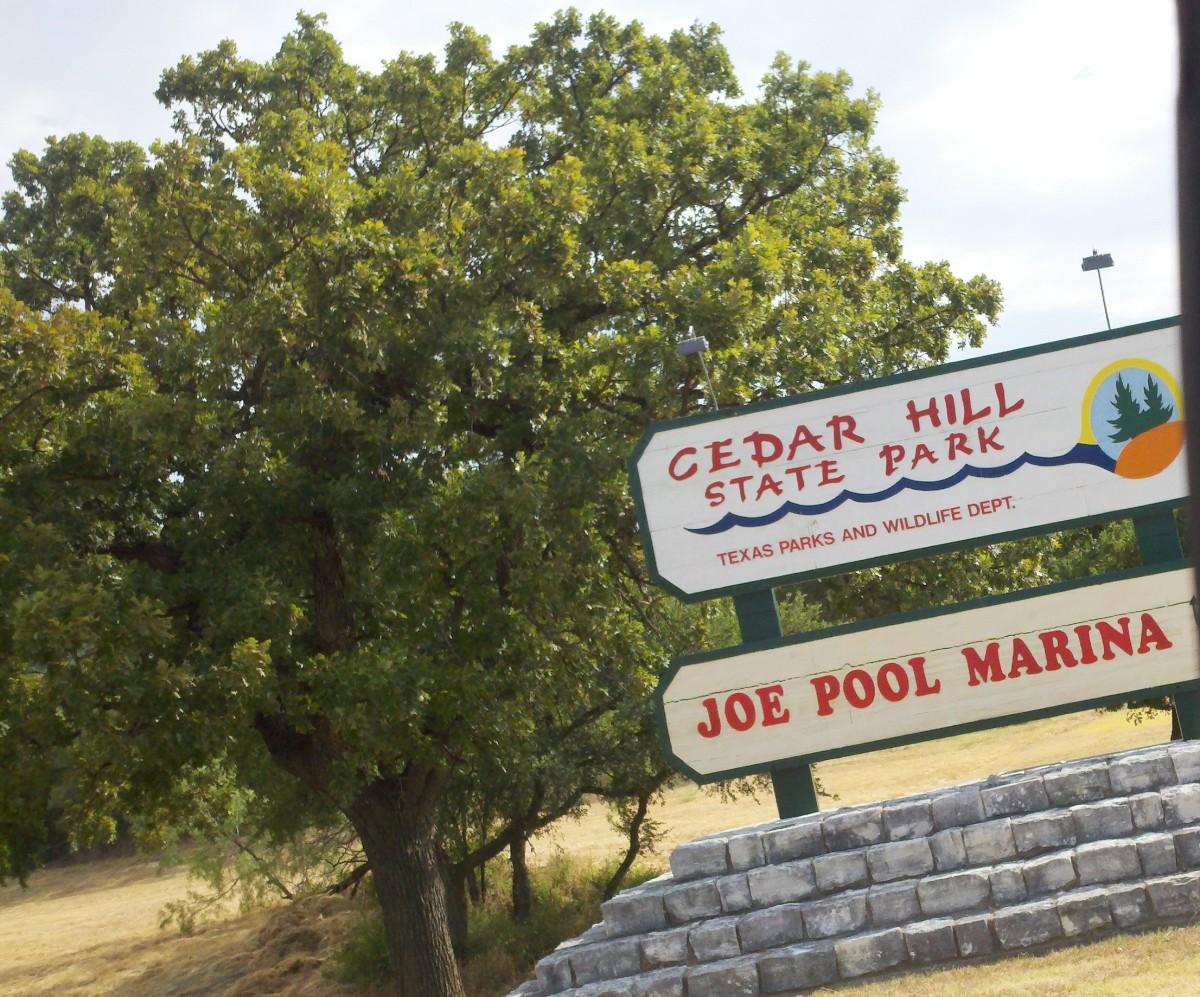 Cedar Hill StatePark