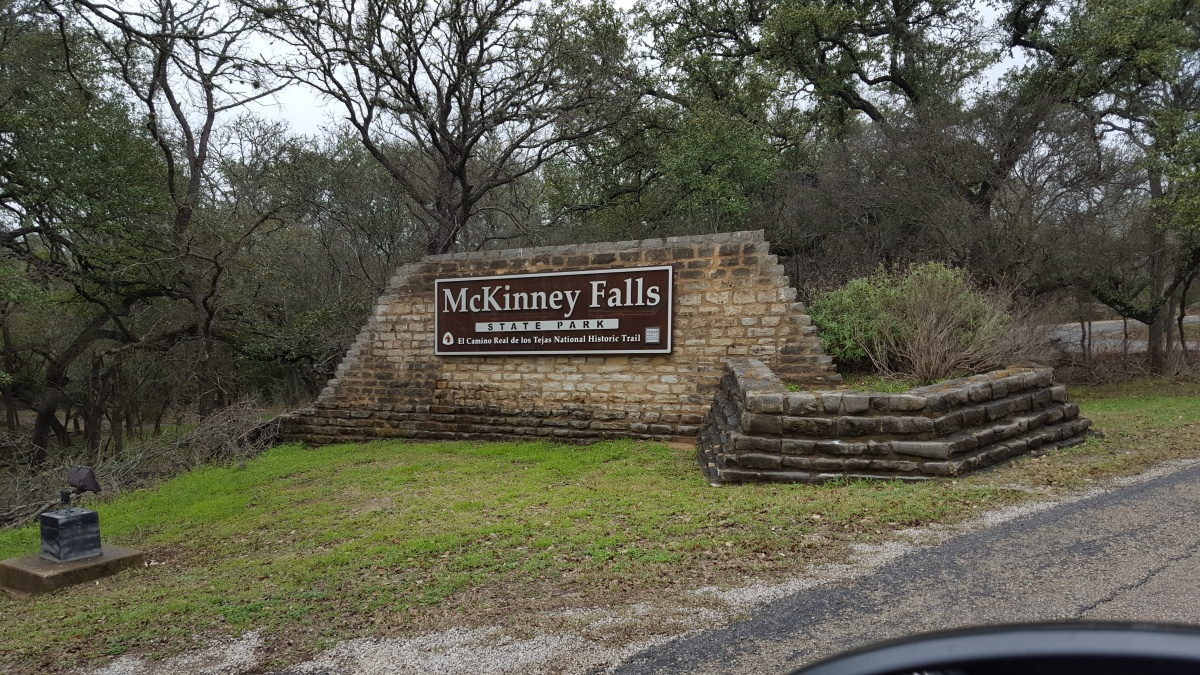 McKinney Falls StatePark