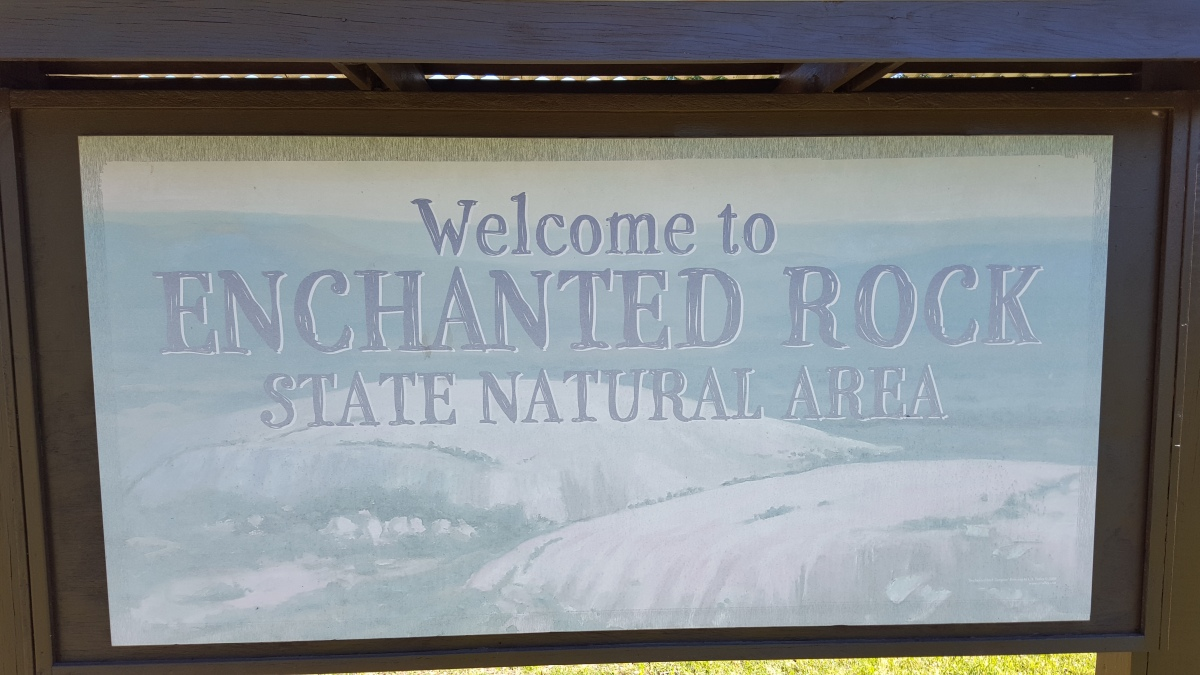Enchanted Rock State Natural Area Part2