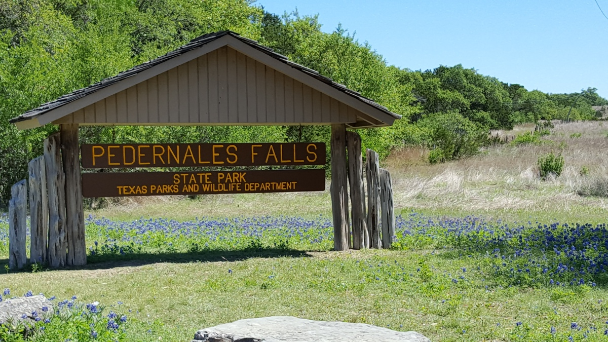 Pedernales Falls State Park Part2