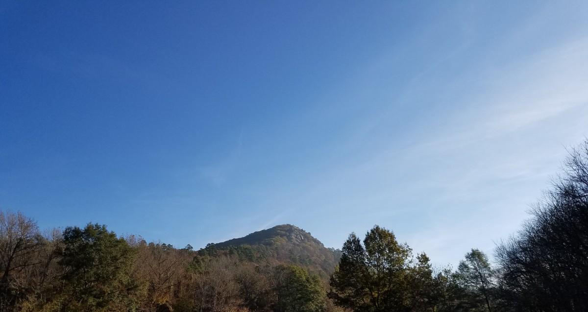 Pinnacle Mountain StatePark