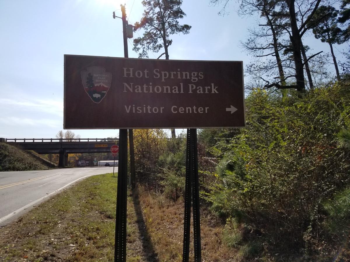 Hot Springs NationalPark