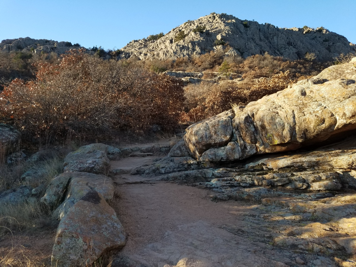 Elk Mountain Wichita Mountains