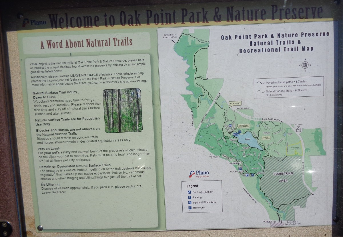 Oak Point Nature Preserve
