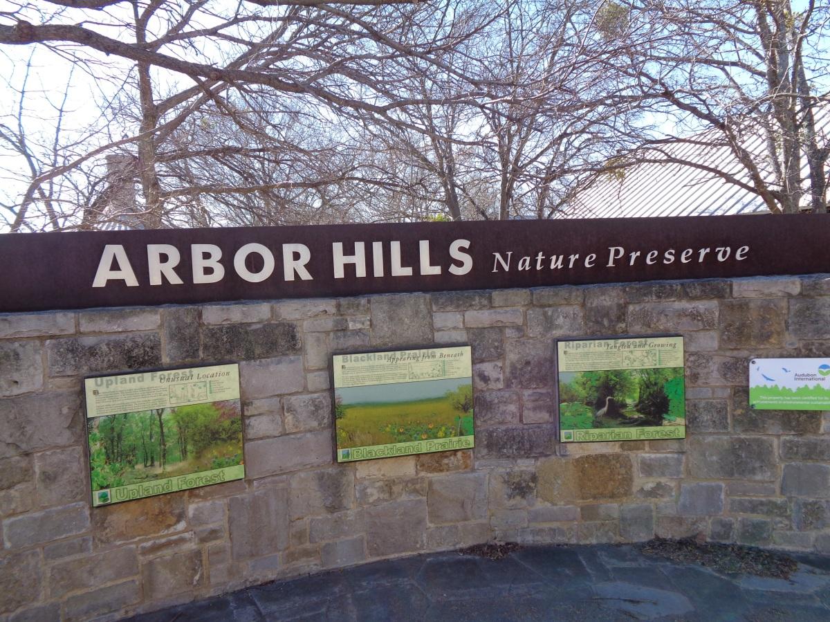 Arbor Hills NaturePreserve