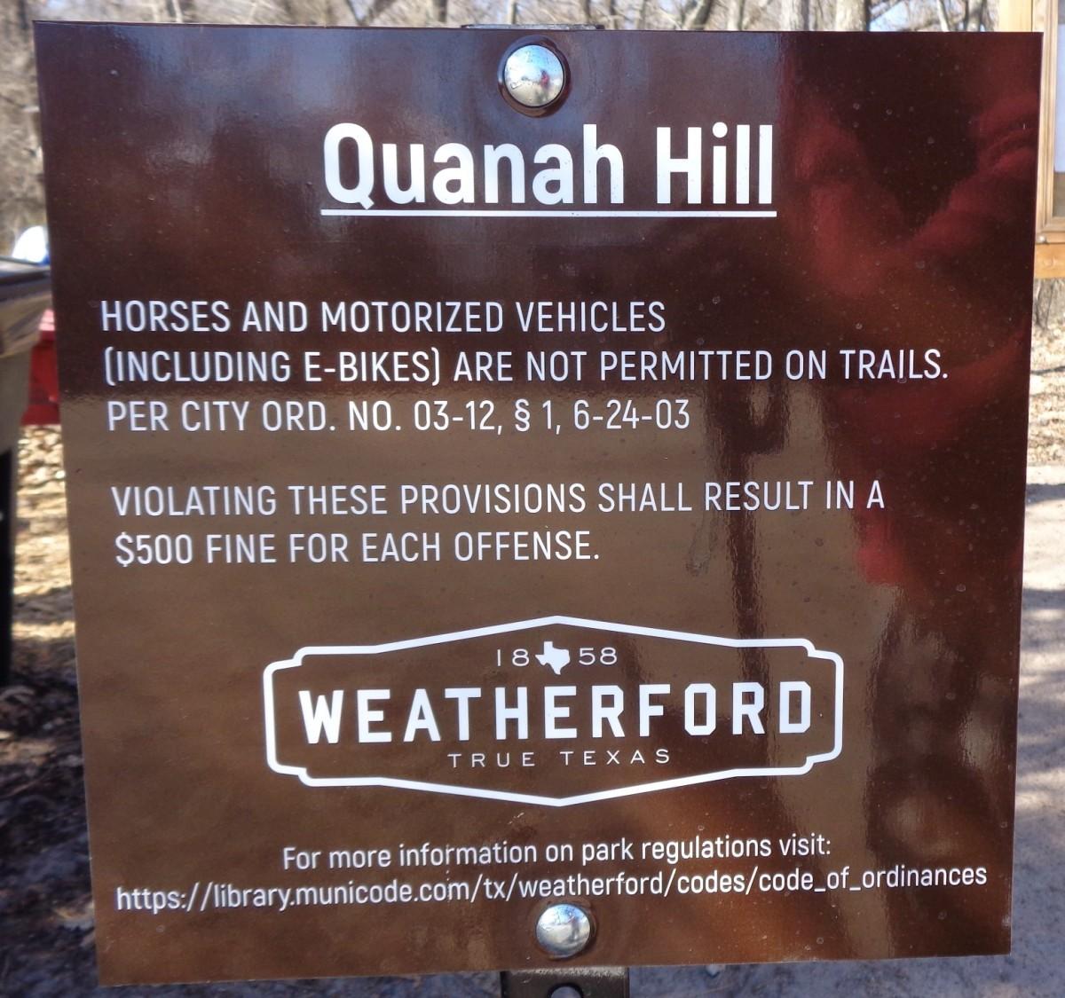 Quanah Hill