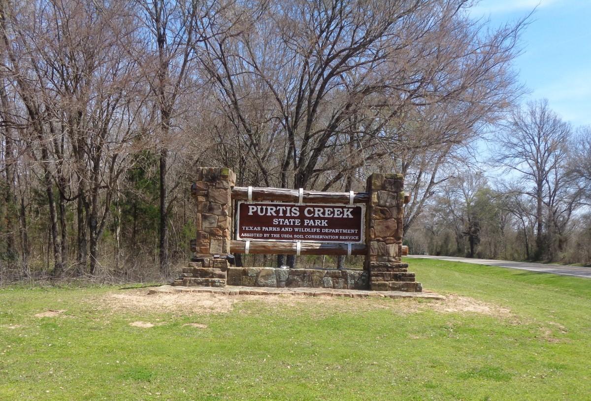 Purtis Creek StatePark