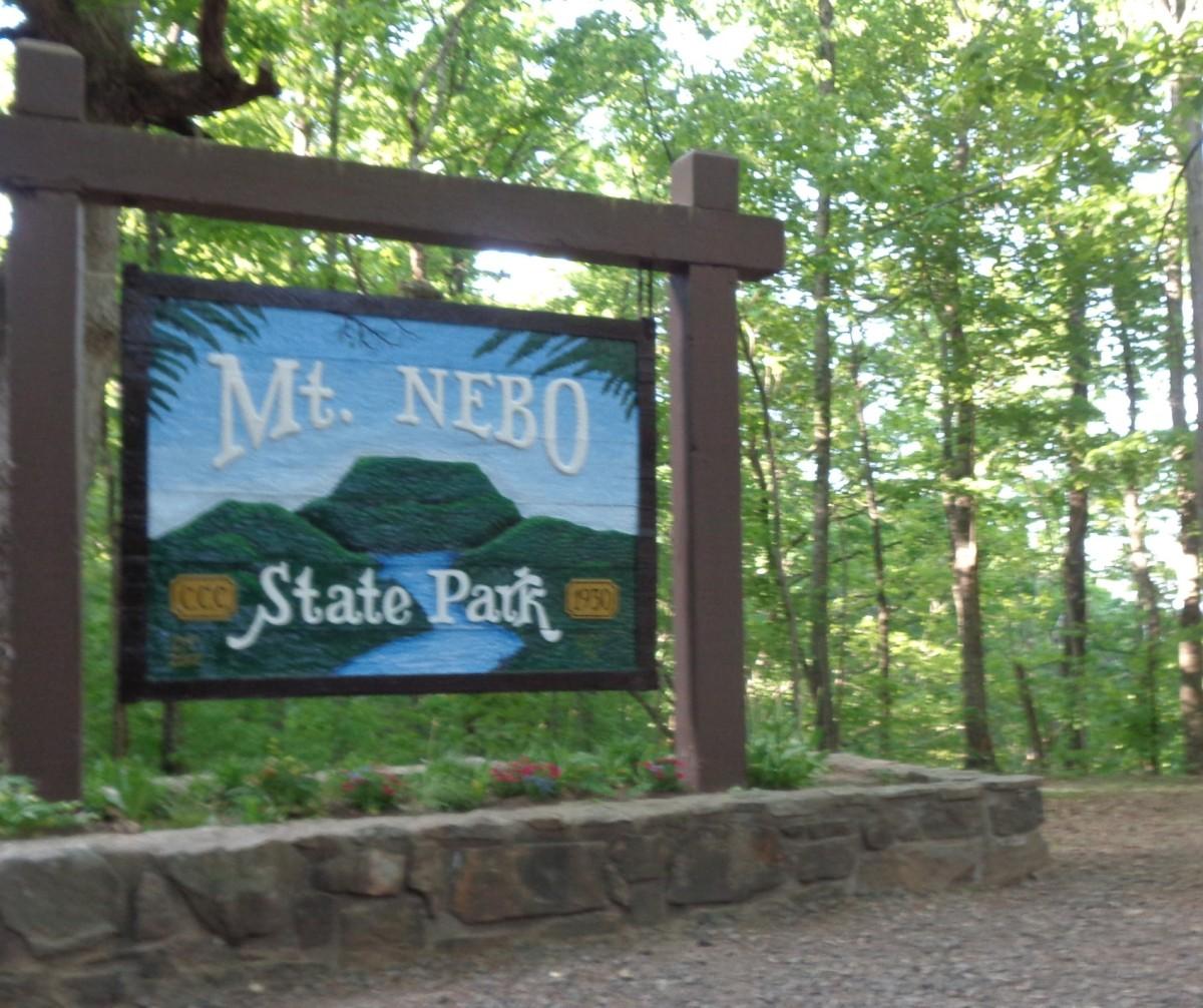 Mount Nebo StatePark