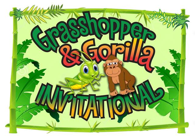 Grasshopper and Gorilla 9 Miler