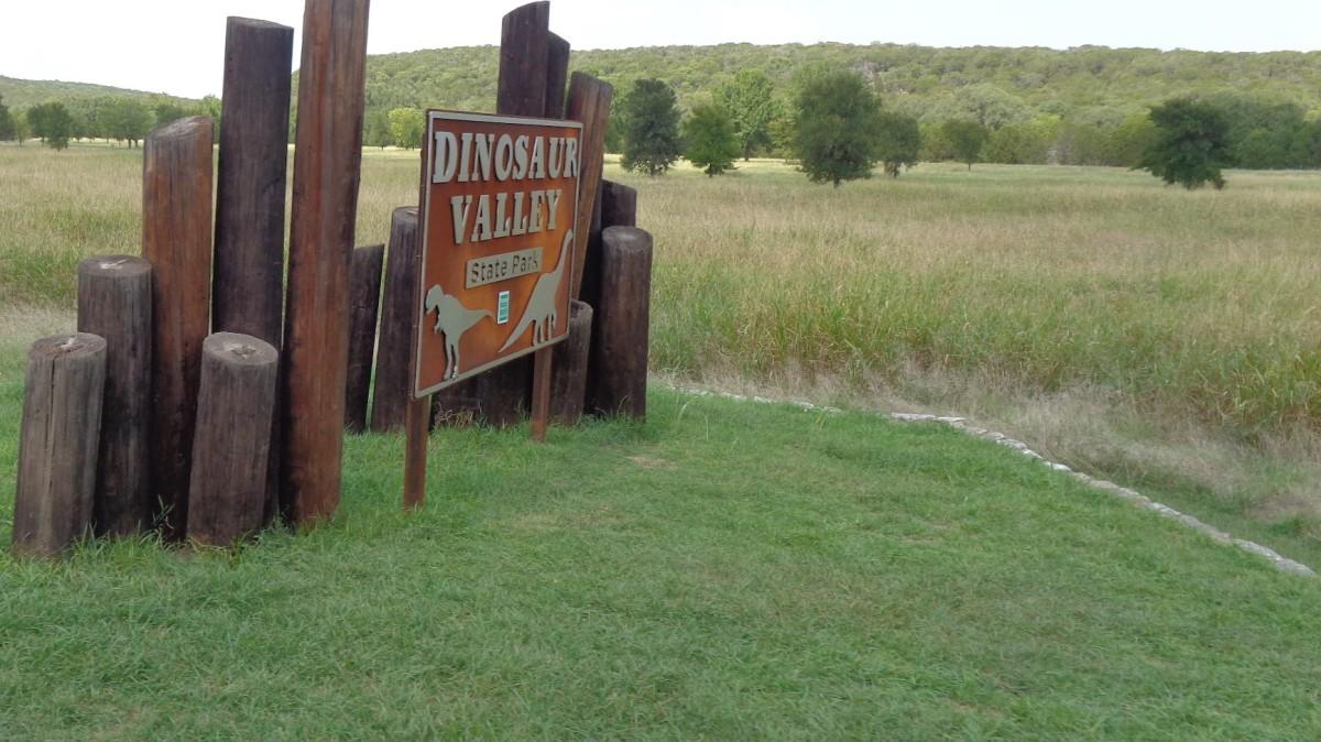 Dinosaur Valley StatePark