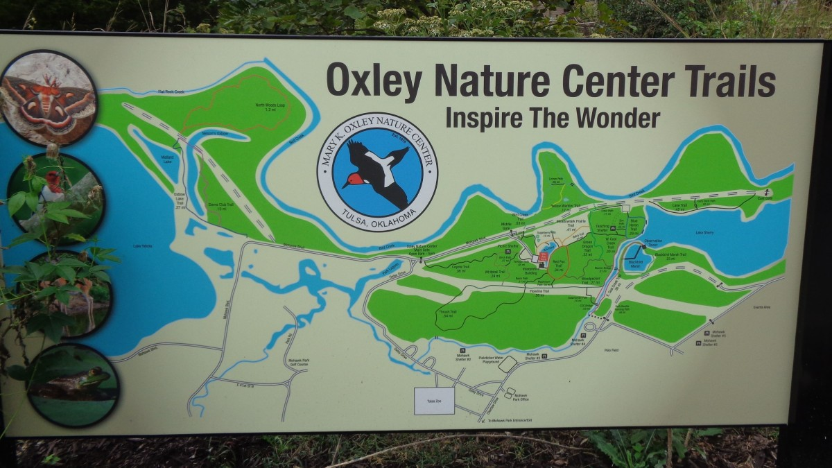Oxley Nature Trails