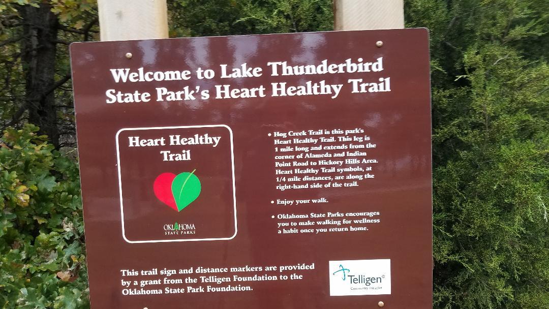 Lake Thunderbird StatePark