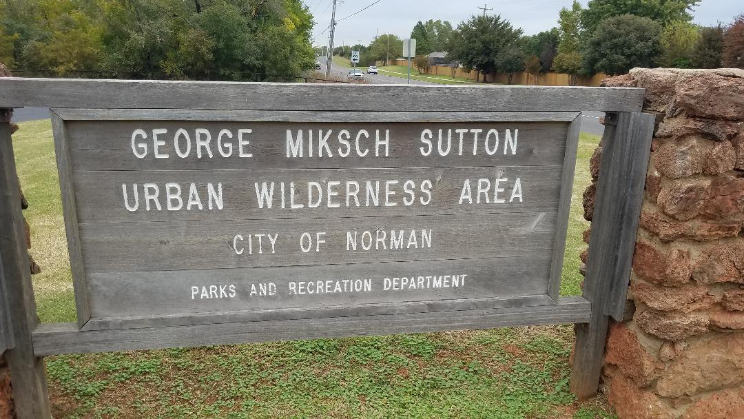Sutton Urban Wilderness Area