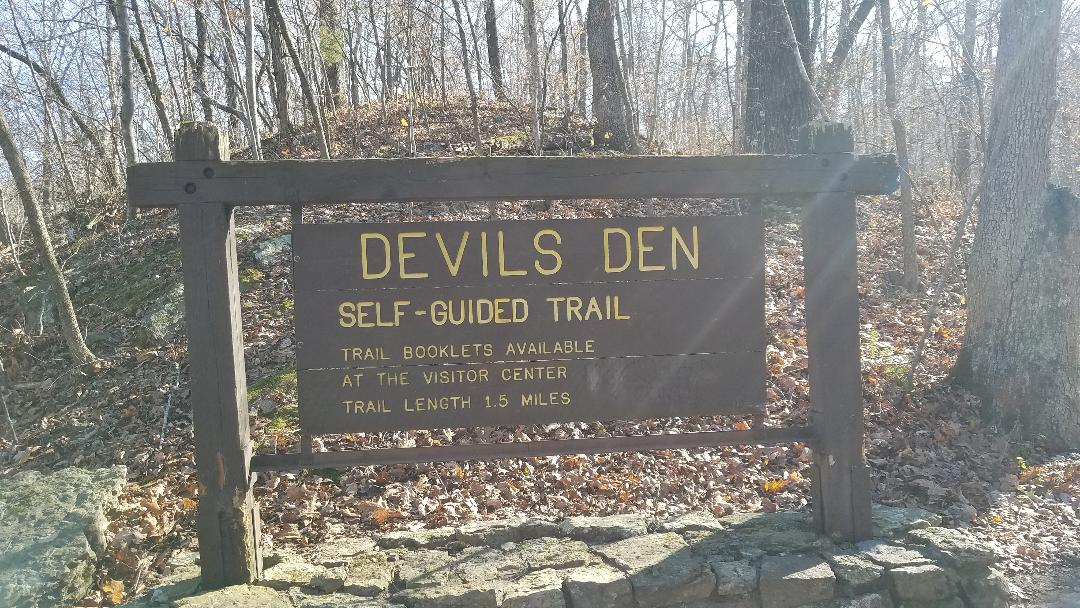 Devil's Den State Park Part2