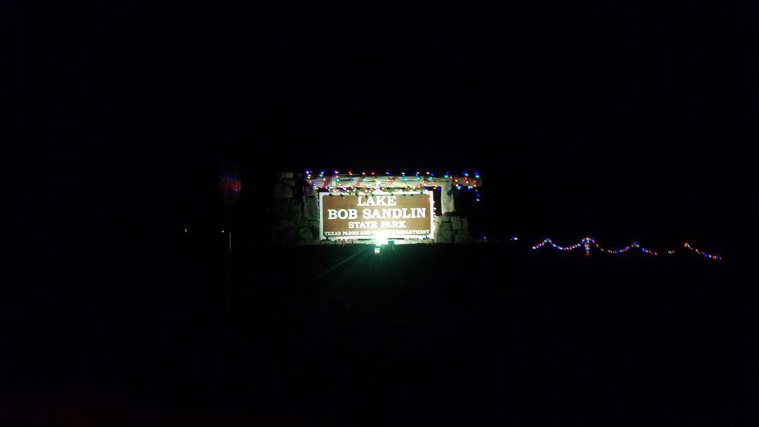 Lake Bob Sandlin StatePark