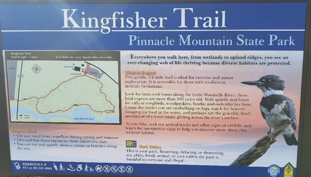 Kingfisher Trail