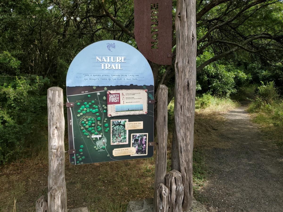 Garner State Park NatureTrail